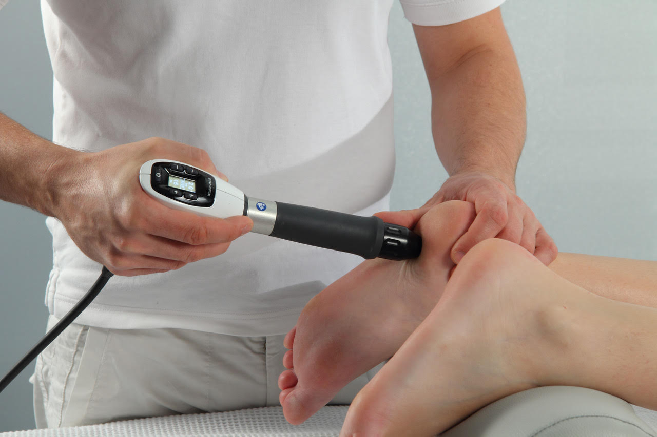 The Benefits of Shockwave Therapy